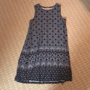 Loft maternity dress